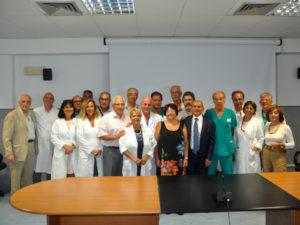 Presentati i nuovi primari dell'Ospedale di Lamezia Terme