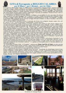 Gita di Ferragosto a Reggio Calabria con partenza da Soverato