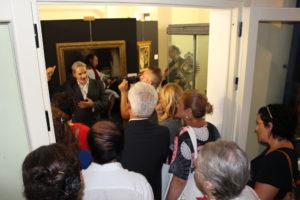 """Il Premio Cassiodoro contamina anche il Museo diocesano di Squillace con la mostra """"I volti di Maria"""""""