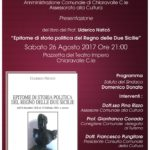 """Epitome"" a Chiaravalle"