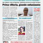"""Calcio, grande entusiasmo per il Catanzaro di """"patron"""" Noto"""