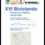 Lunedì 21 la XVI Edizione del Biciclando a Soveria Mannelli