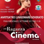 """Soverato – Rinviata a oggi """"Una Ragazza per il Cinema"""""""