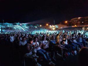 Soverato – Bagno di folla per Francesco Renga, giovedì arriva Fiorella Mannoia