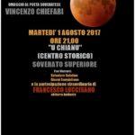 Omaggio al poeta soveratese Vincenzo Chiefari