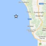 Terremoto in Calabria nella zona del gigantesco vulcano sommerso