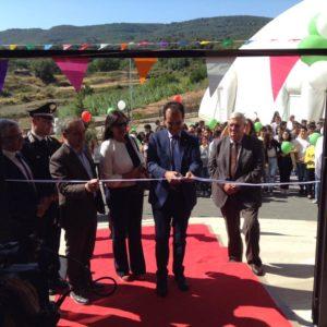 """Il presidente della Provincia di Catanzaro all'inaugurazione dell'anno scolastico al liceo scientifico di Girifalco """"Maiorana"""""""