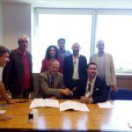Firmata la convenzione tra la Regione Calabria ed il Flag Jonio 2