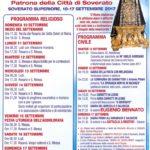 Soverato Superiore – Programma completo festeggiamenti in onore di Maria Ss. Addolorata