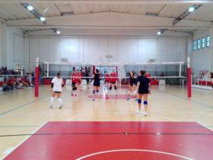 Buon test del Volley Soverato con Baronissi e Marsala
