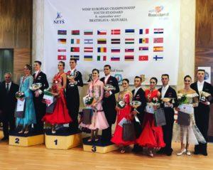 Due atleti calabresi premiati a Bratislava