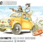 """Arriva a Cosenza il Corso di Fumetto """"Nero su Bianco"""""""