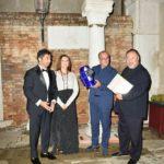 Consegnato all'artista cinese Ai Weiwei il Premio Fondazione Mimmo Rotella