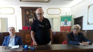Squillace – Presentato il nuovo assessore Franco Caccia