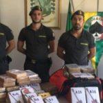 'Ndrangheta – Sequestrati nel porto di Gioia Tauro oltre due quintali cocaina