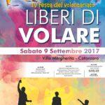 Catanzaro – Quarta Edizione della Festa del Volontariato
