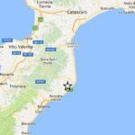 Scossa di terremoto di magnitudo 2.8 nella locride