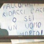 Foglietto con minacce di morte recapitato al sindaco di Reggio Calabria