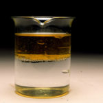 Scienza e curiosità, per la prima volta mescolati acqua e olio