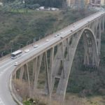 """Anas – Proseguono i lavori di manutenzione straordinaria del viadotto """"Bisantis"""" a Catanzaro"""