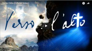 MUSICA | Online il video di Verso l'Alto, il brano scritto dal giovane sacerdote cosentino don Mario Ciardullo