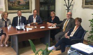 """Si è insediato il Comitato Scientifico del Liceo Scientifico """"L. Siciliani"""" di Catanzaro"""