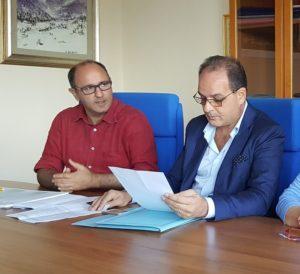 Casa della Salute di Chiaravalle, il sindaco Donato ha incontrato Pacenza