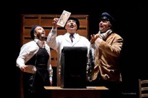 Catanzaro – La banda del Teatro Incanto sbanca al Comunale