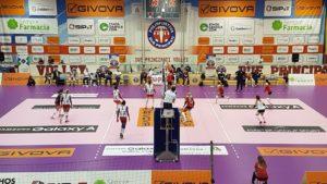Tre punti pesanti del Volley Soverato in Campania sul Baronissi