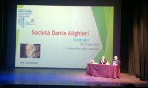 Soverato – Inaugurazione del Comitato locale Dante Alighieri