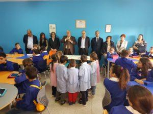 """L'Istituto comprensivo """"Don Saverio Gatti"""" di Lamezia Terme inaugura il primo """"Atelier creativo"""" della città"""