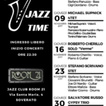 """Jazz Time"": Cartellone jazz di spessore al Jazz Club Room 21 di Soverato"