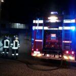 Auto in fiamme nella notte a Catanzaro