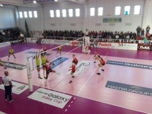 Il Volley Soverato vince la prima partita di campionato al tie break
