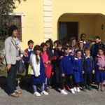 I bambini delle scuole di Amato e Miglierina scoprono il mondo del vino, visita d'istruzione alle Cantine Lento