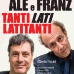 """Catanzaro – Ale e Franz il 10 novembre al Politeama con lo show """"Tanti lati – lati tanti"""""""