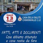 Ex ospedale di Chiaravalle, venerdì il sindaco incontra la cittadinanza