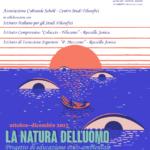 Scholé – Filosofia ed ecologia, progetto di educazione etico-ambientale nelle scuole di Roccella Jonica