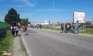Soverato – Costruire marciapiedi su Viale della Stazione