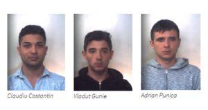 Manomettevano i bancomat di Poste Italiane, tre giovani rumeni arrestati