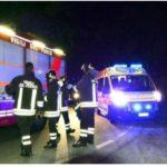 Incidente mortale sull'A2, arrestato 35enne per omicidio stradale e guida sotto effetto di alcool