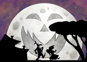 Due autori catanzaresi riscoprono la favola di Halloween calabrese