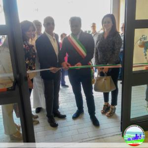 Montepaone – Inaugurata una nuova scuola