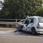 Scontro tra auto e tir sulla statale 106, 68enne muore in ospedale
