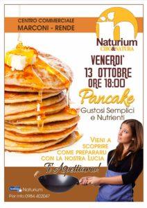 Naturium, un venerdì goloso con i gustosi e nutrienti pancake