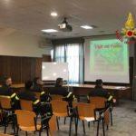 Catanzaro – Vigili del Fuoco, corso TAS di primo livello