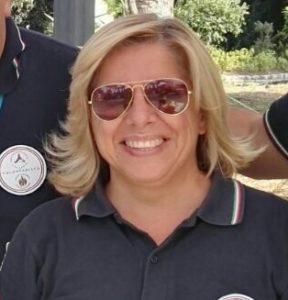All'amica e collega Cinzia Mazza