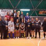 L'A.s.d Scolaciumgym conquista il titolo di Società Campione d'Italia nel Bench Press