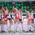 Volley Soverato – Arriva la prima sconfitta, vince Cuneo