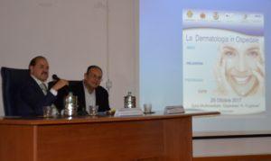 La dermatologia del Pugliese-Ciaccio di Catanzaro fiore all'occhiello della Calabria